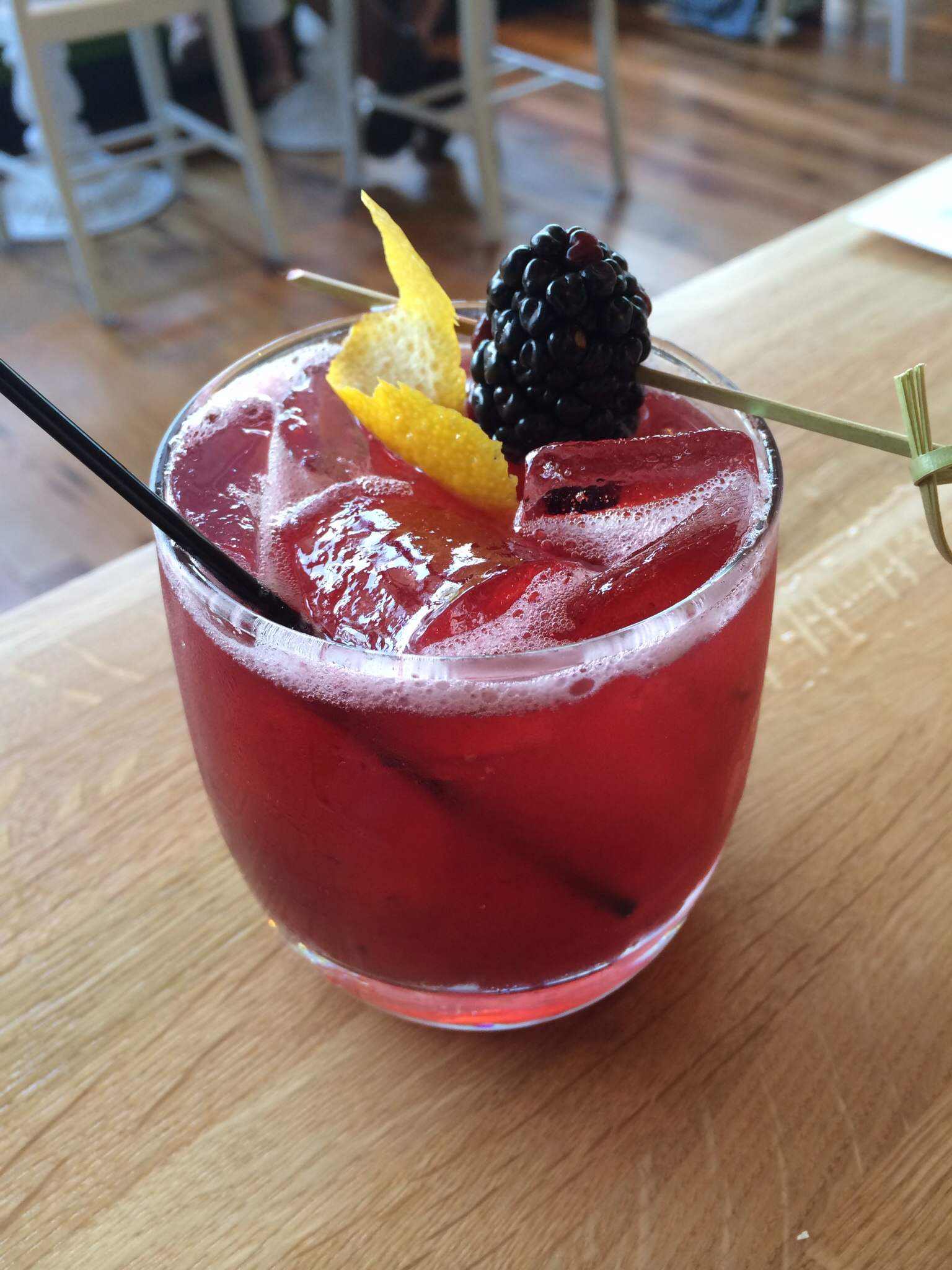 How to Make a Smoked Blackberry Bourbon Cobbler