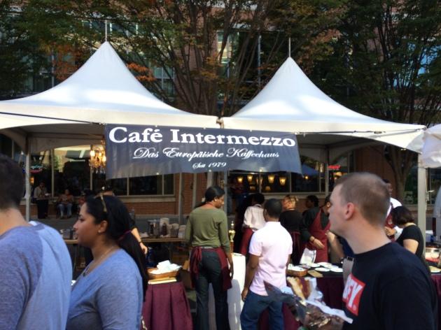 Cafe Intermezzo Midtown