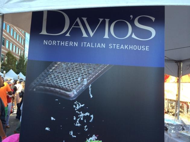 Davio's located in Buckhead