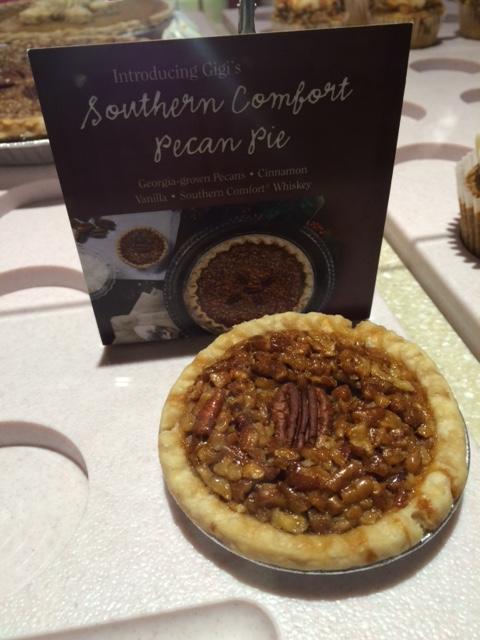 Southern Comfort Pecan Pie